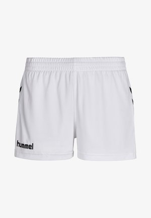 CORE - Sports shorts - white