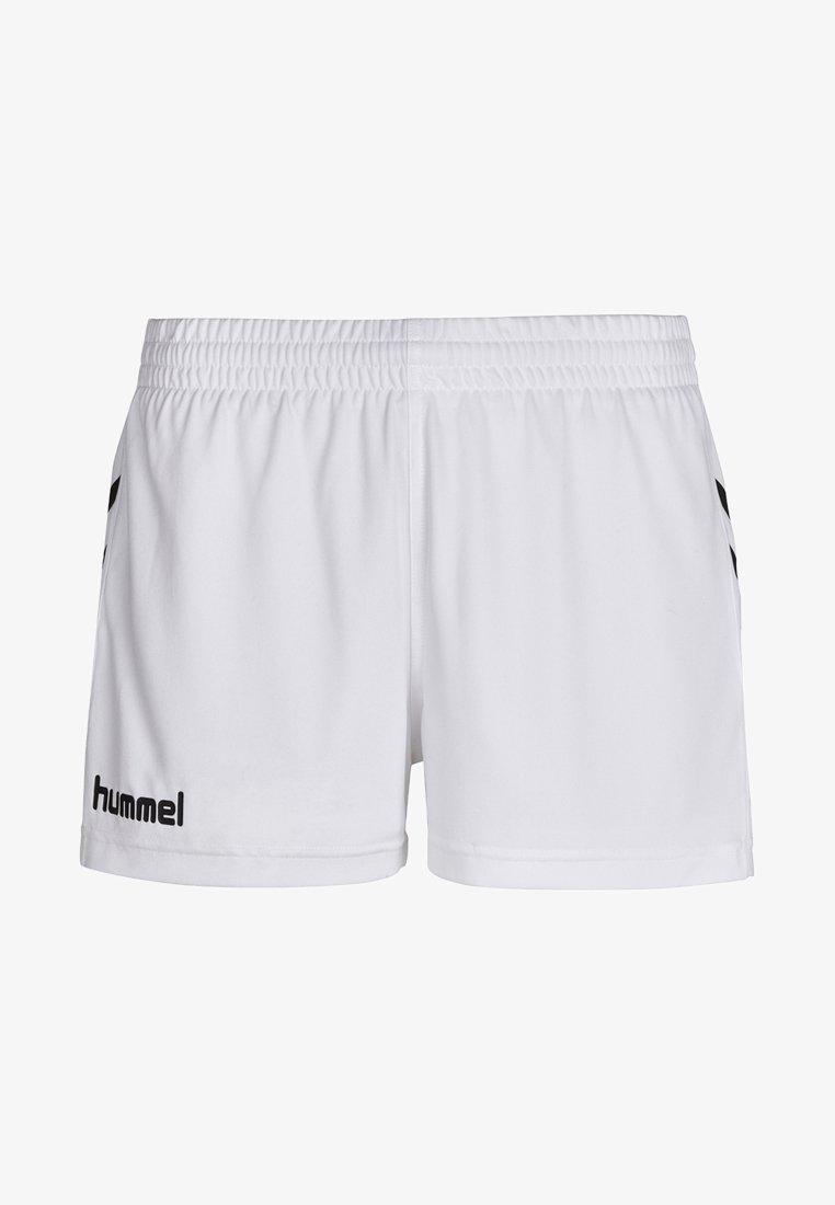 Hummel - CORE - Sports shorts - white