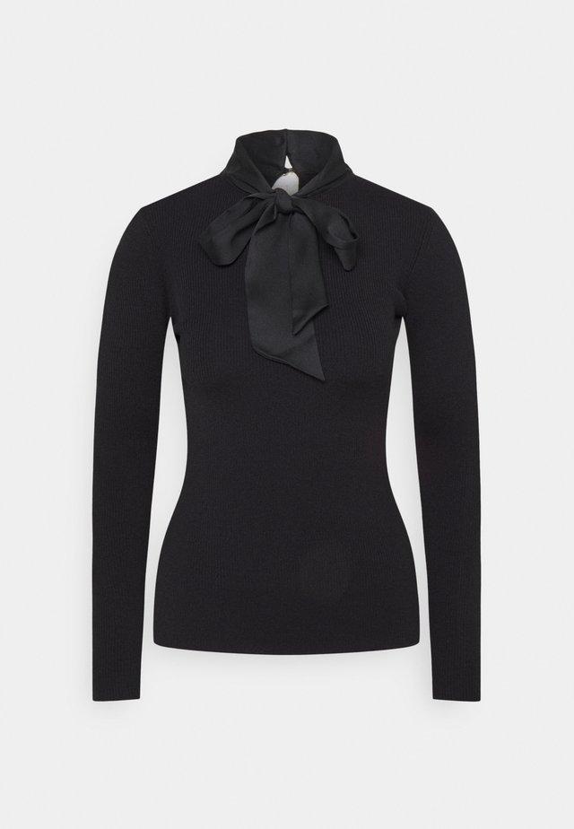 ALISIYA - Pullover - black