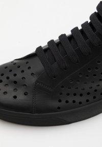 N°21 - Sneakersy wysokie - black/blue - 5