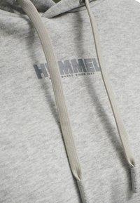 Hummel - Hættetrøjer - grey melange - 5