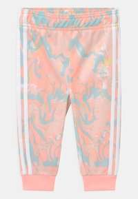 adidas Originals - SET - Verryttelytakki - pink tint/multicolor/haze coral - 2