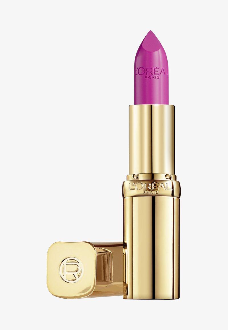 L'Oréal Paris - COLOR RICHE SATIN - Lipstick - 112 paris paris