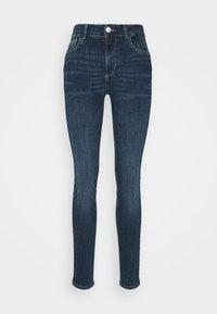 Liu Jo Jeans - DIVINE  - Jeans Skinny Fit - denim blue event wash - 0