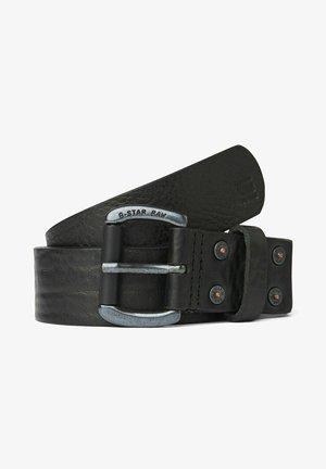 DAST - Belt - dk black