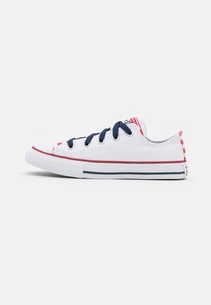 CHUCK TAYLOR ALL STAR AMERICANA UNISEX - Tenisky - white/university red/midnight navy