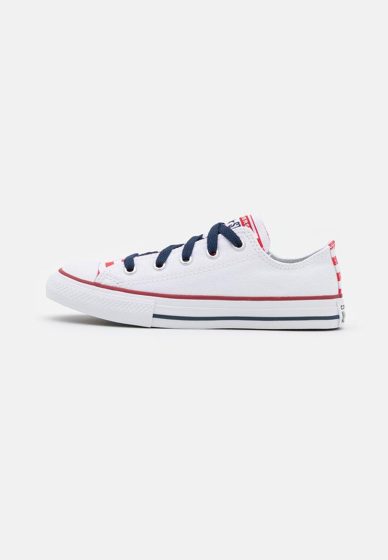 Converse - CHUCK TAYLOR ALL STAR AMERICANA UNISEX - Zapatillas - white/university red/midnight navy