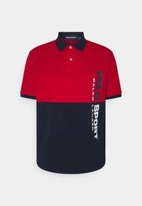 Polo Ralph Lauren - BASIC - Piké - red/multi - 5