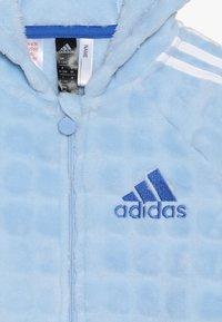 adidas Performance - ONESIE - Tepláková souprava - blue/white - 4