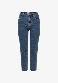 ONLY - EMILY  - Straight leg jeans - dark blue denim - 6