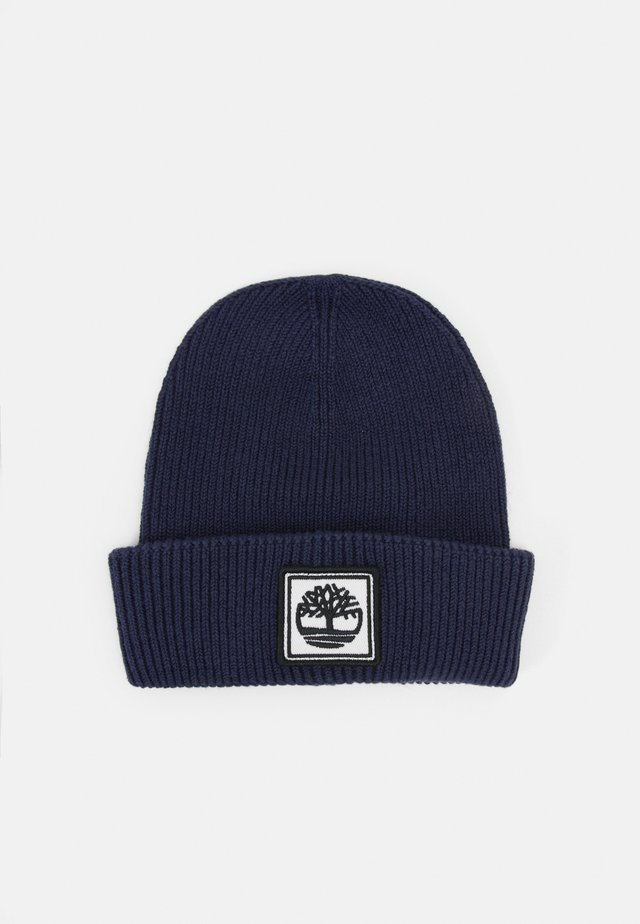 PULL ON UNISEX - Beanie - navy