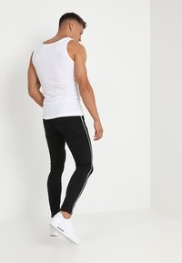 Brave Soul - RONNIE - Jeans Skinny Fit - charcoal - 2