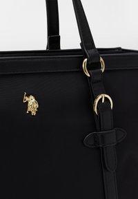 U.S. Polo Assn. - HOUSTON BAG - Handbag - black - 0