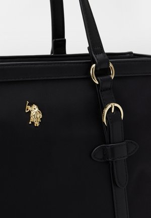 HOUSTON BAG - Torebka - black
