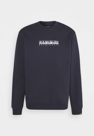 BOX UNISEX - Sweatshirt - blue nights
