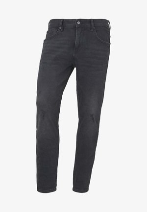 CONROY  - Slim fit jeans - dark stone black denim