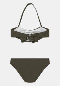Buffalo - BANDEAU SET - Bikini - olive - 1