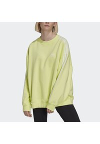 adidas Originals - OVERSIZED - Sweatshirt - pulse yellow - 0