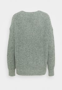 Marc O'Polo DENIM - LONG SLEEVE - Jumper - washed mint - 1