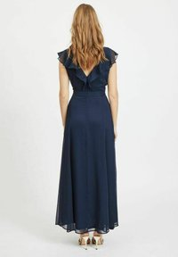 Vila - Maxi dress - navy blazer - 2