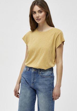 LETI - Basic T-shirt - prairie sand