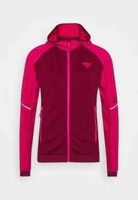 Dynafit - SPEED THERMAL HOODED - Training jacket - flamingo - 0