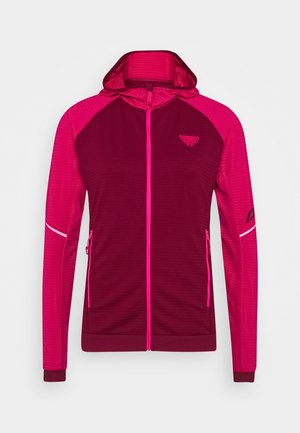 SPEED THERMAL HOODED - Trainingsjacke - flamingo