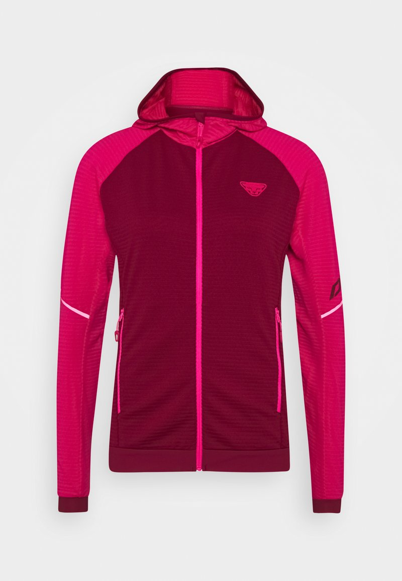 Dynafit - SPEED THERMAL HOODED - Training jacket - flamingo