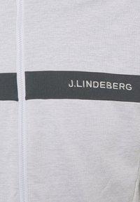 J.LINDEBERG - SEASONAL JARVIS - Giacca sportiva - stone grey melange - 4