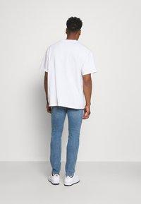Lee - RIDER - Slim fit jeans - light used - 2