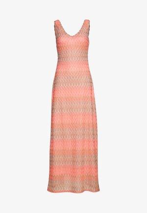 ZENIACR DRESS - Maxi dress - porcelain rose