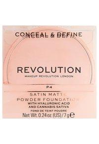 Make up Revolution - CONCEAL & DEFINE POWDER FOUNDATION - Foundation - p4 - 4