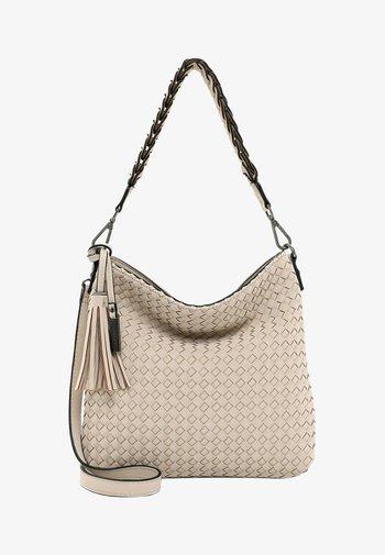 DAVINA - Handbag - beige