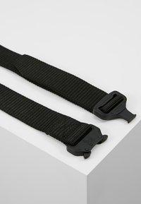 Jack & Jones - JACTRISTAN BELT - Belt - black - 2
