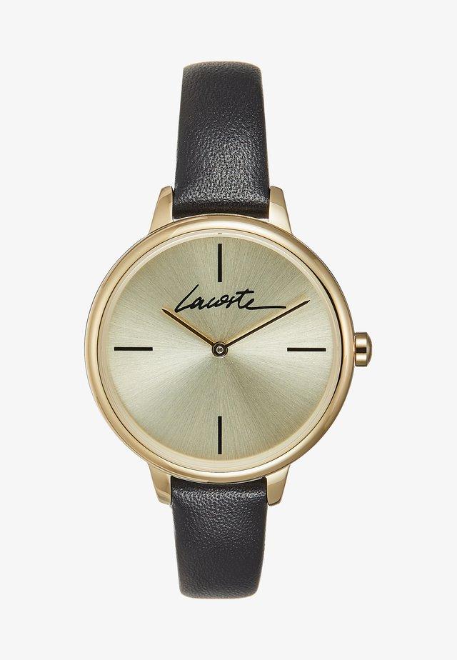 CANNES - Horloge - black