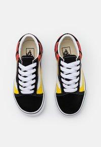 Vans - OLD SKOOL EXCLUSIVE - Zapatillas - black/true white - 3