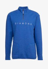 Diamond Supply Co. - LEEWAY  - Sweatshirt - blue - 4