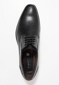 Bugatti - FERNAN - Business-Schnürer - black - 1