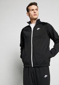 Nike Sportswear - SUIT - Tracksuit - black/white - 3