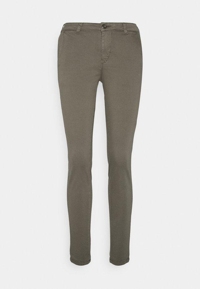 LIDY - Trousers - khaki