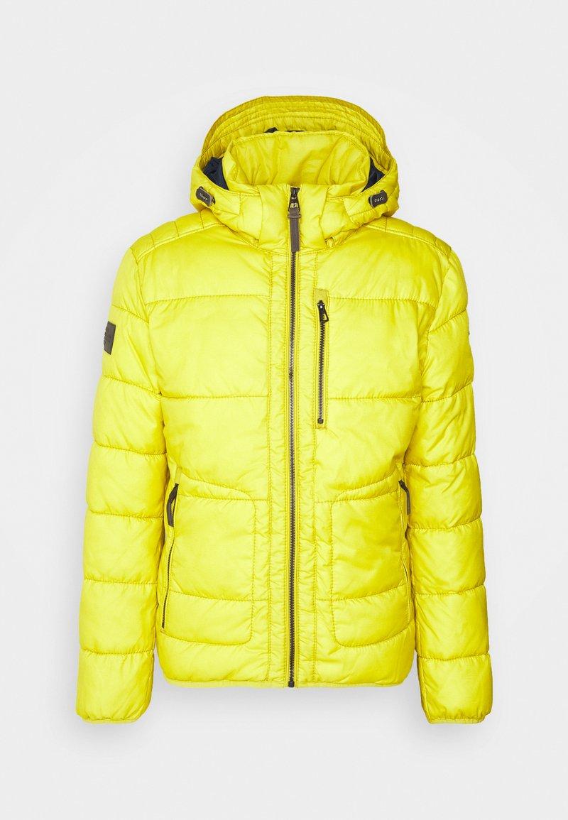 camel active - Zimní bunda - yellow