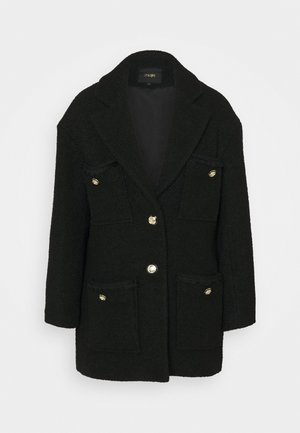 GUILIANA - Short coat - noir