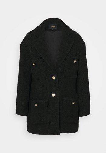 GUILIANA - Short coat - noir