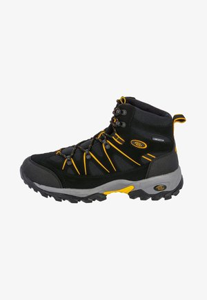 Walking boots - black