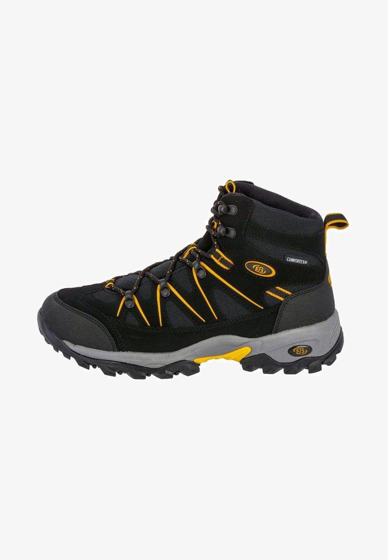 Brütting - Walking boots - black