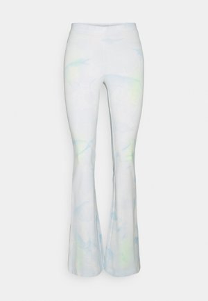 CECILE TROUSERS - Trousers - smudge tie dye