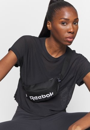 ACT CORE WAISTBAG UNISEX - Ledvinka - black