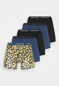 Björn Borg - DITSY FLOWER SAMMY 5 PACK - Underkläder - citrus - 5