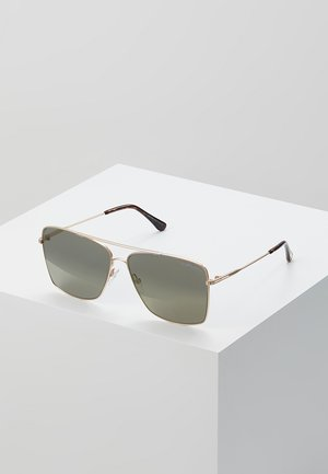 Sunglasses - gold/silver