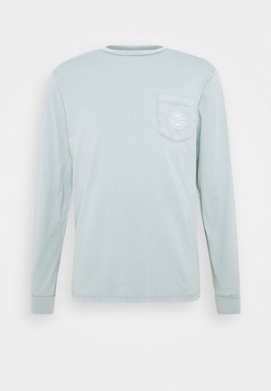 POCKET TEE - Topper langermet - slate